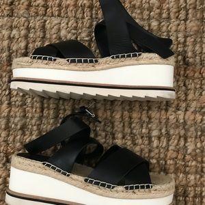 711a54d78d69 Marc Fisher Shoes - Marc Fisher LTD Greg Platform Wedge Sandal
